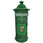 Briefkasten Mailbox grün
