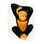 kleiner Affe Nichts hören