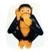 kleiner Affe Nichts sagen