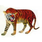 chinesische Wildkatze Tiger