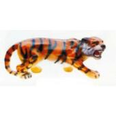 kleiner schleichender Tiger