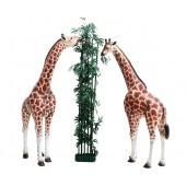 2 BabyGiraffen