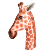 Giraffenkopf links
