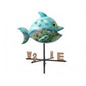 Fisch Windrichtungsanzeiger