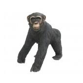 Affe stehend