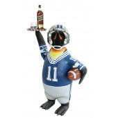 Pinguin Football Butler