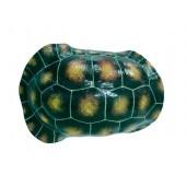 Dunkelgrüner Schildkrötenpanzer für Wand