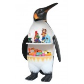 Pinguin Regal für Kinder