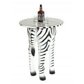 Tisch Zebra
