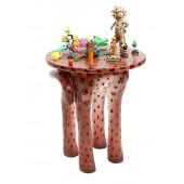 Tisch Gepard für Kinder