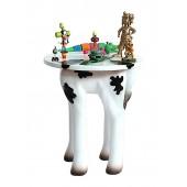 Tisch Kuh für Kinder
