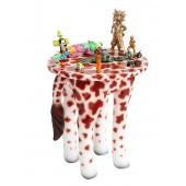 Tisch Giraffe für Kinder
