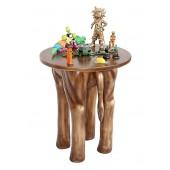 Tisch Löwe Gold für Kinder