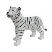 Weißer Tiger Sitz für Kinder