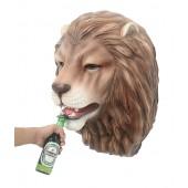 Löwenkopf Flaschenöffner