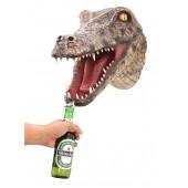 Alligatorkopf Flaschenöffner
