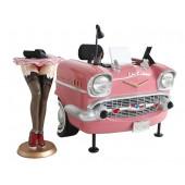 Schreibtisch Chevy Rosa