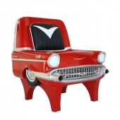 Stuhl Chevy Rot