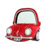 Spiegel VW Rot