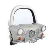 Spiegel Mercedes Benz Silber