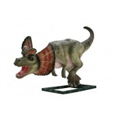 Dinosaurier Dilophosaurus mittel