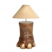 Elefantenfuß Lampe