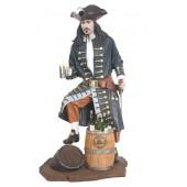 Pirat mit Weinhalterung hell