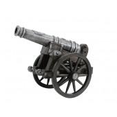 Kanone Silber