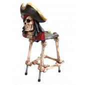 Piratenskelett Stuhl