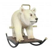 Polarbär Schaukel