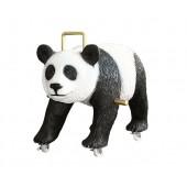 Pandabär auf Rädern Kinderspielzeug