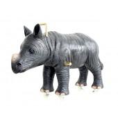 Nashorn auf Rädern Kinderspielzeug