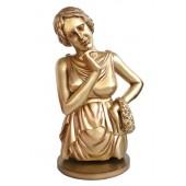 Aphrodite Oberkörper Gold