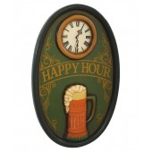Happy Hour Schild
