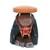 Alien Predator Hocker