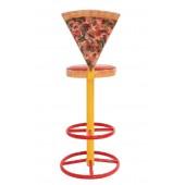 Pizzastuhl hoch