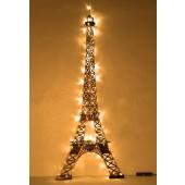 Eiffelturm klein mit Lichtern