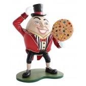 Humpty Dumpty Hut auf mit Keks