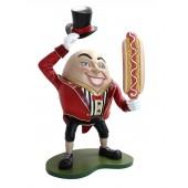 Humpty Dumpty Hut ab mit Hotdog