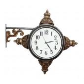 Vintage Uhr für für Wand seitlich