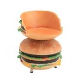 2 Burger Sitz