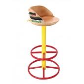 Burger Barhocker