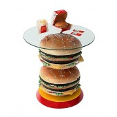 2 Burger Tisch