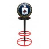 US CIA Barhocker
