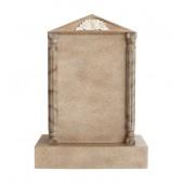 Grabstein mit Sandsteineffekt 4