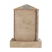 Grabstein mit Sandsteineffekt 35