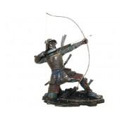 Samurai mit Bogen