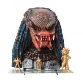 Alien Predator Büste Wandregal