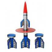 Raketentisch mit Hockern