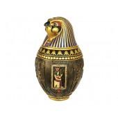 ägyptischer Vogel Vase
